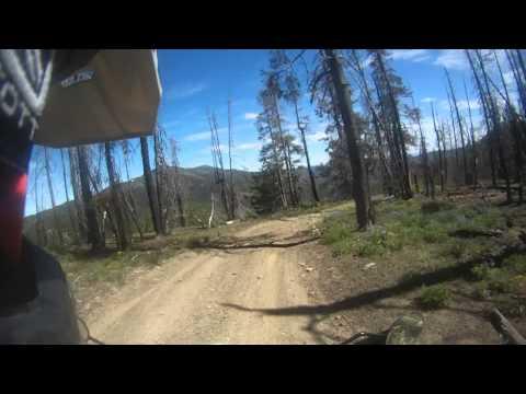 Dennis & Steve' EASY Dual Sport Ride - Devils Gulch & Mission Ridge & Table Mtn.