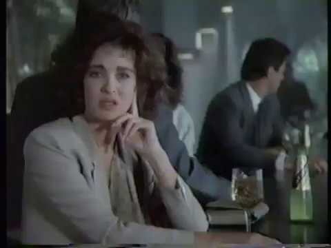 Anne Archer 1988 Seagram's Golden Wine Coolers Commercial