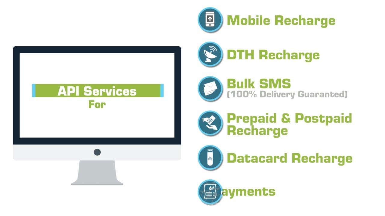 Mobile Recharge API, DTH Recharge API, Free Recharge API