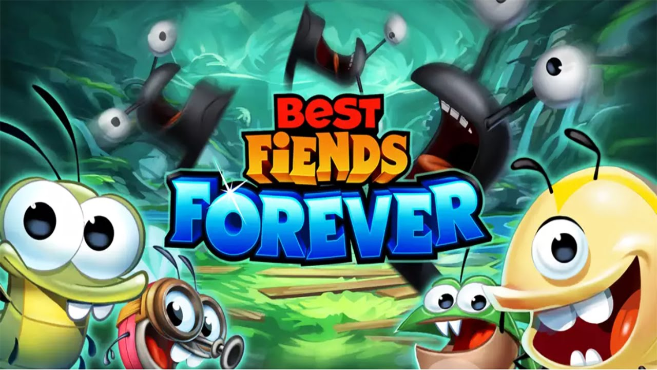Best Friends Forever Games