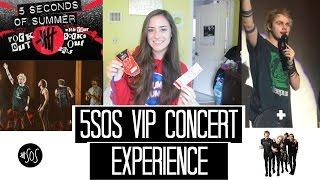 5SOS ROWYSO Concert & Soundcheck Experience