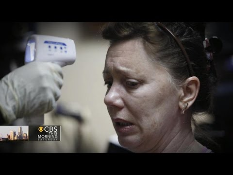 CDC rolls out new Ebola screening process at U.S. airports