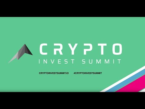 Crypto Invest Summit, October 22-24, Los Angeles Convention Center