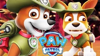 PAW Patrol: Tracker Jungle Rescue/Щенячий Патруль: Трекер спасает в Джунглях