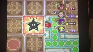 Mario Party 5 Card Party: Gah ha ha!  ??