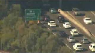 Sydney M5 tunnel crash