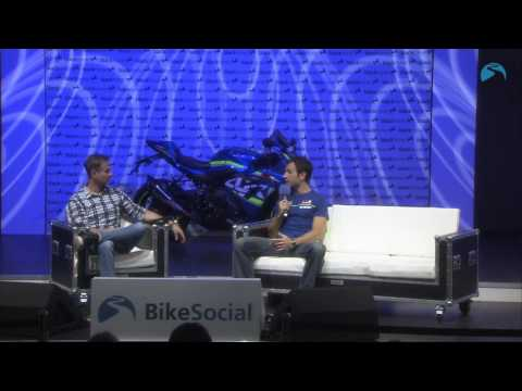 Sylvain Guintoli back to BSB for 2017! Interviewed by James Whitham | BikeSocial