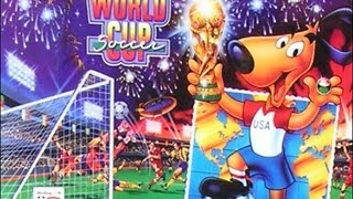 1994 Bally World Cup Soccer '94 Pinball Machine In Action