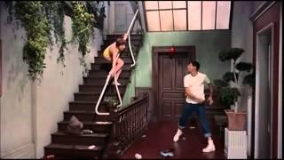 Jerry Lewis e Shirley MacLaine em Artistas e Modelos