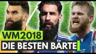 Die BESTEN Bärte der WM2018 + GEWINNSPIEL!! 🍀