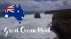 ERSTE WOCHE IN AUSTRALIEN | Melbourne und Great Ocean Road Vlog #4