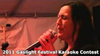 2011 Gaslight Festival $1,000 Karaoke Contest