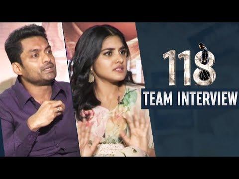 118 Movie Team Interview   Kalyan Ram   Nivetha Thomas   Shalini Pandey   2019 Telugu Movies