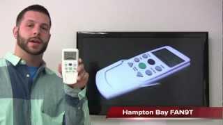 Hampton Bay FAN-9T Remote Control & Receiver 10R Review