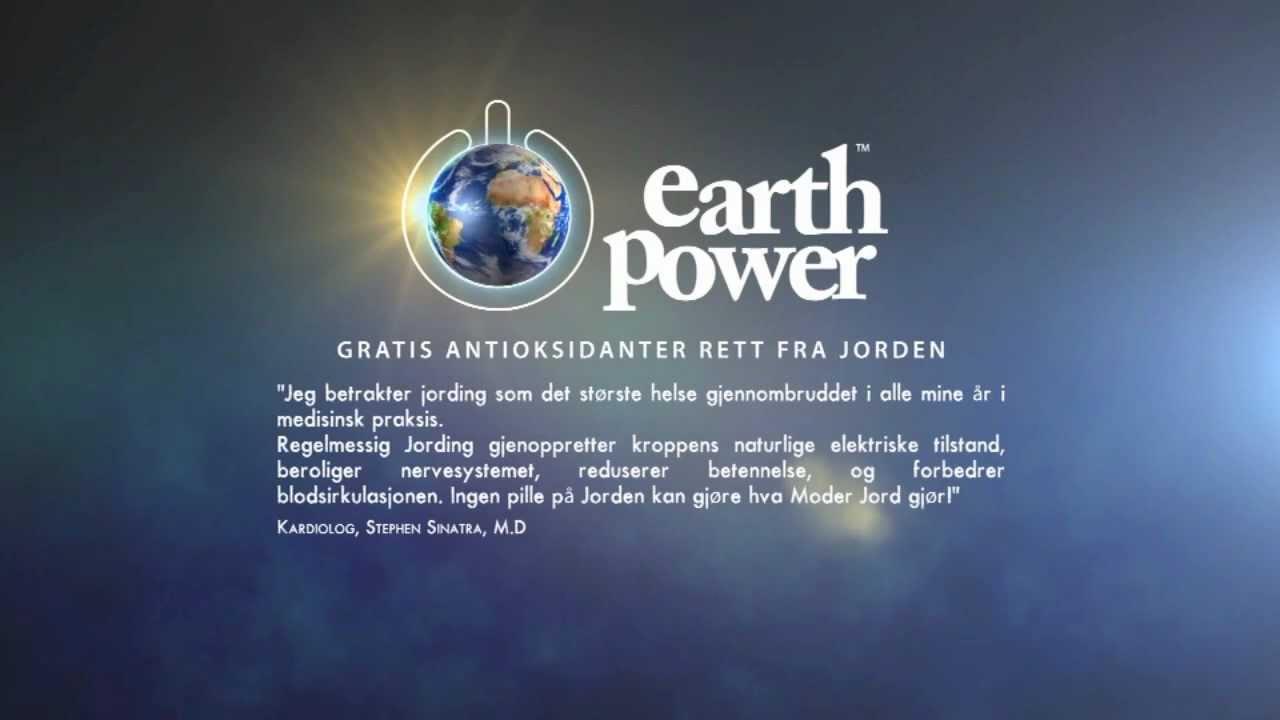 Bilderesultat for jorden - verdens beste antioksidant