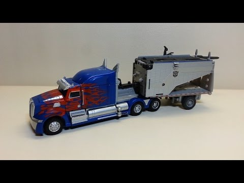 """Transformers 4; AoE Lost Age Battle Command Optimus Prime Review! """"That's Just Prime!"""" Ep 47"""