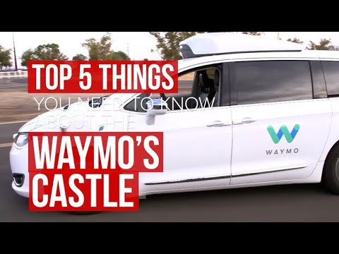 Five things you need to know about the Waymo
