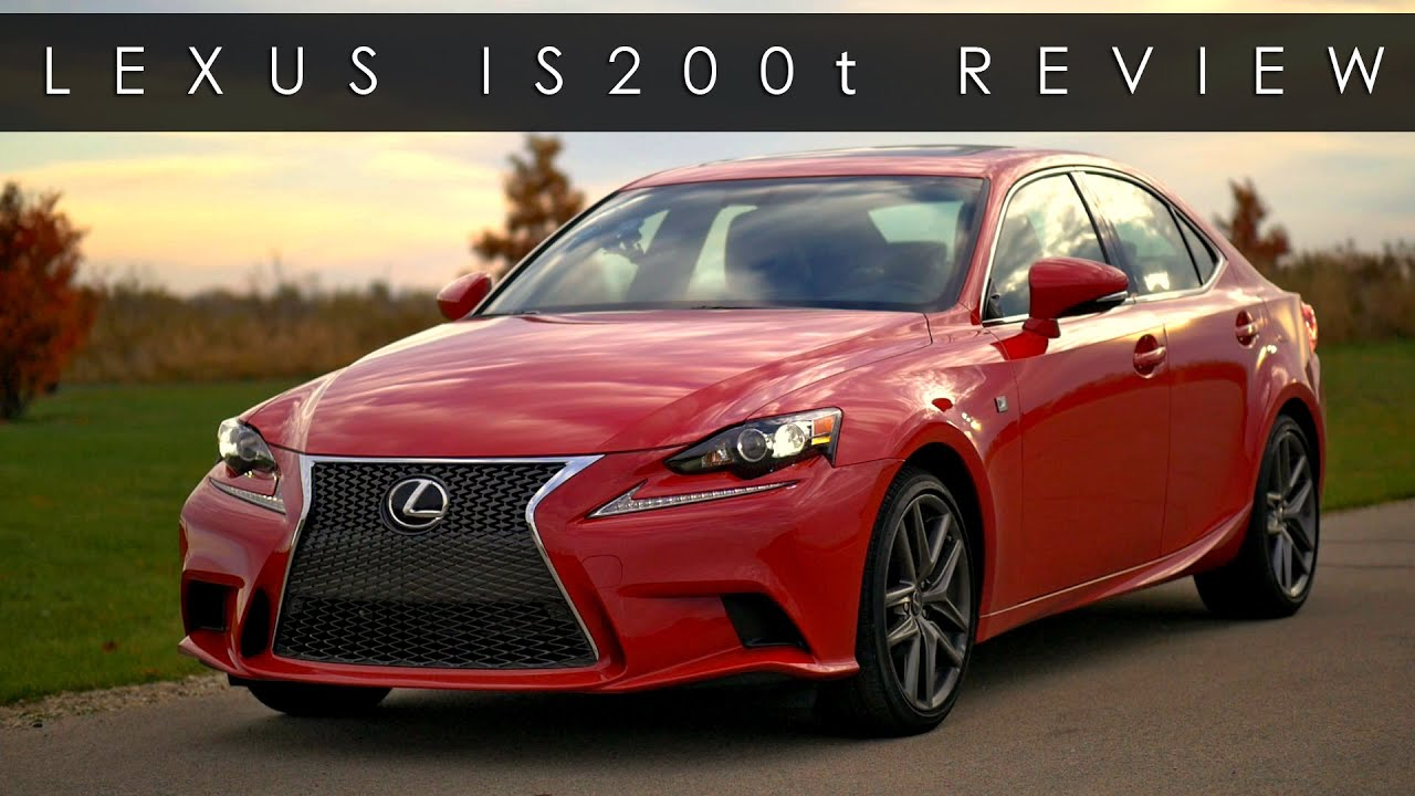 review 2016 lexus is200t f sport boost refined youtube. Black Bedroom Furniture Sets. Home Design Ideas