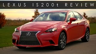 Review | 2016 Lexus IS200t F Sport | Boost Refined