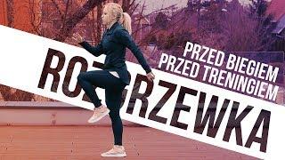 ROZGRZEWKA | przed biegiem, przed treningiem | Sonko & Codziennie Fit