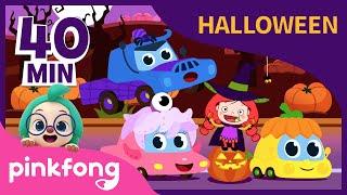 Especiales de Halloween | +Recopilación | Canciones de Halloween | Pinkfong Canciones Infantiles