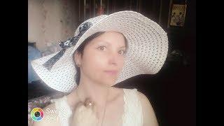 Шляпы летние для модниц. Обзор  с Aliexpress. Разное из Китая.