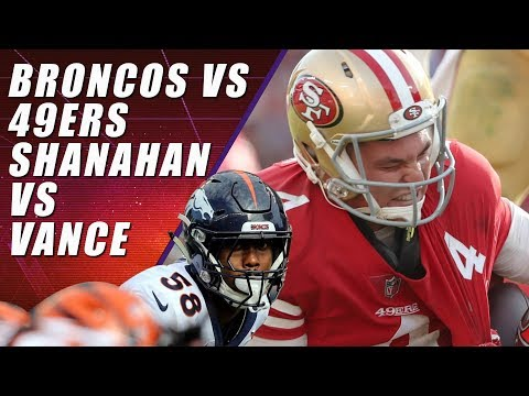 Denver Broncos vs  San Francisco 49ers: NFL SUNDAY