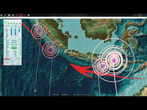 7/29/2018 -- Global Earthquake Forecast -- Next step up in activity -- West Pacific to W. Coast USA