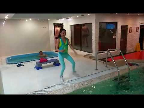 SWALLA – Jason Derulo & Nicki Minaj | AQUA Zumba choreo