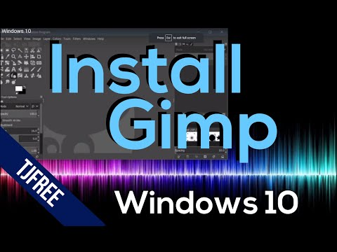 GIMP | Download And Install On Windows 10