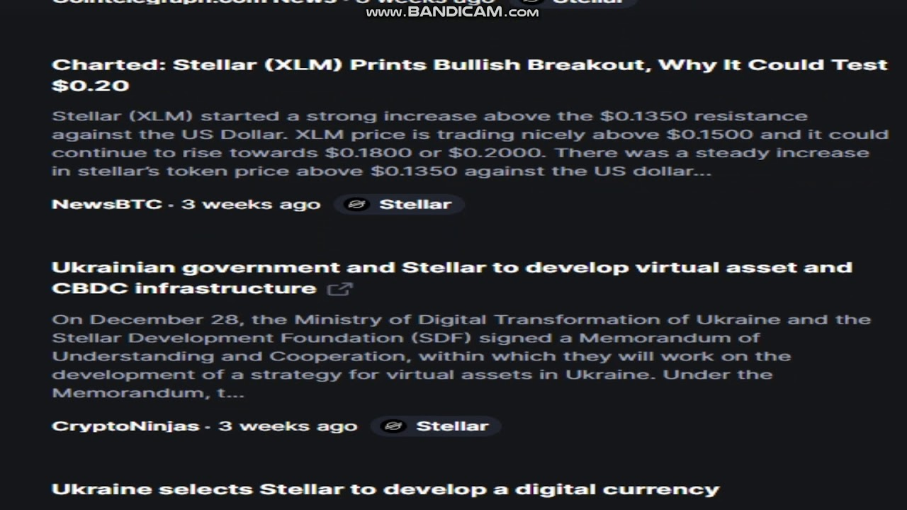 Stellar crypto currency news bettingen wertheim campingplatz bostalsee