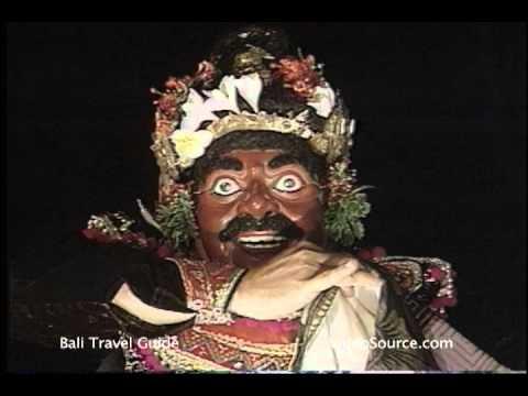 Understanding Balinese Dance