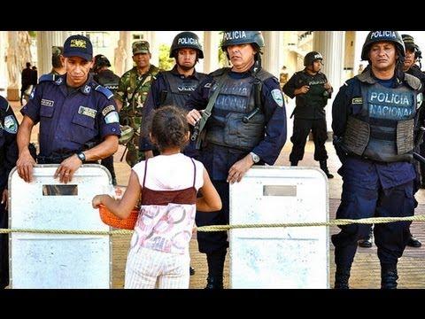 Instability in Honduras