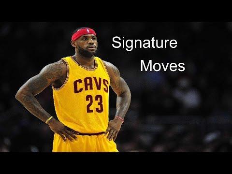huge discount 4e412 a21dd Signature Moves LeBron James