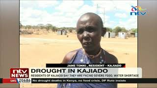 Residents of Kajiado county appeal for food aid