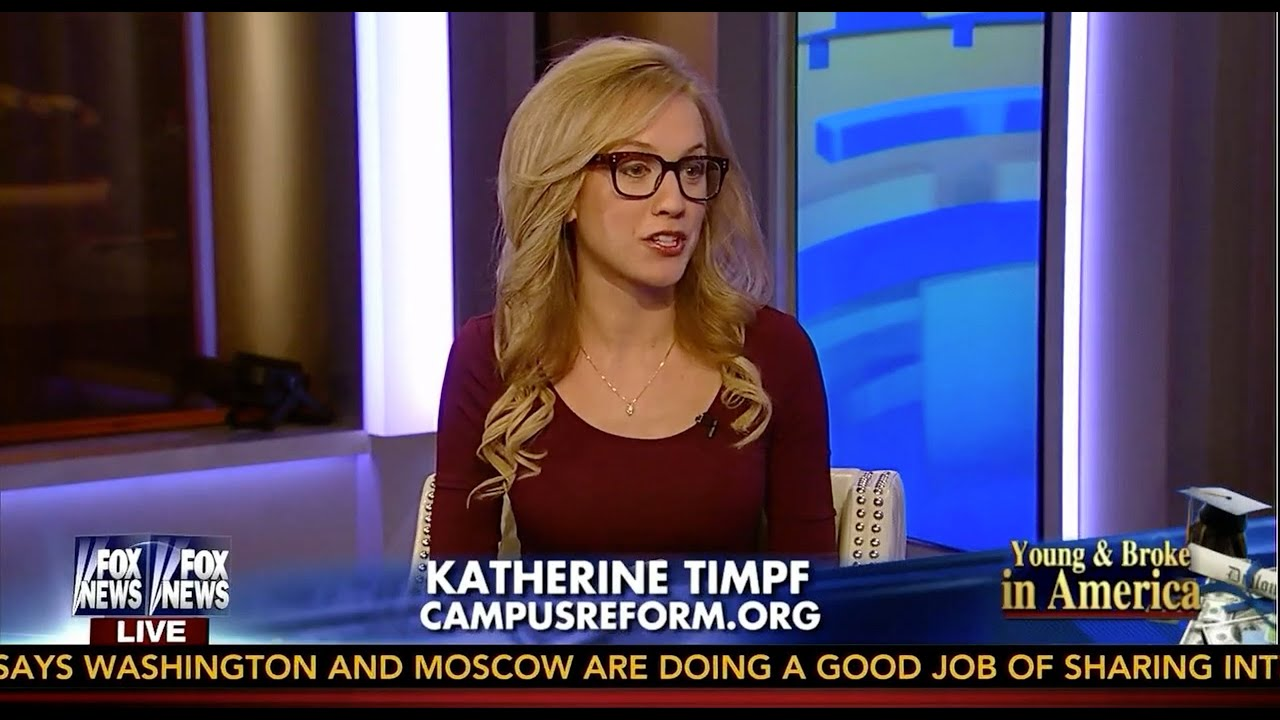 Katherine Timpf on Fox News