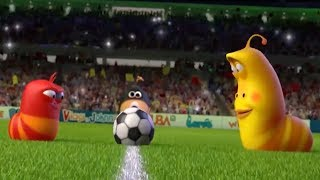 Video LARVA - SOCCER | Larva World Cup Song | Cartoons For Children | Larva Cartoon | LARVA Official download MP3, 3GP, MP4, WEBM, AVI, FLV Oktober 2018