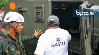 À Tamarin: un homme chute du toit de sa maison