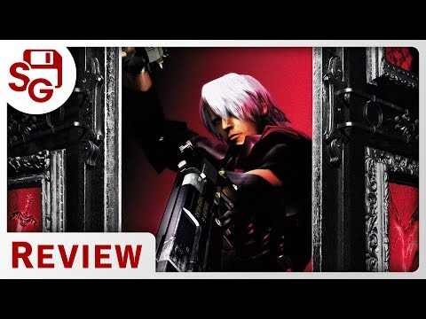 """Devil May Cry Switch Review - """"Let's Rock!"""""""