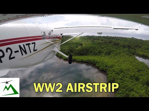 Landing on an