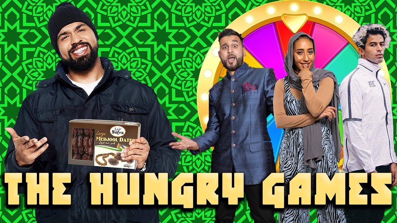 Humza Productions 'The Hungry Games' Episode 2 feat. Mistah Islah, Mariah Idrissi & Nadir Nahdi