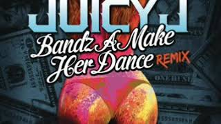 Juicy J Bandz A Make Her Dance Remix Ft French Montana, LoLa Monroe, Wiz Khalifa & B.o.B Clean
