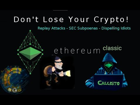 Urgent!  Don't Lose Your Crypto In A Replay Attack!