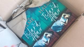The Island Affair paperback copy