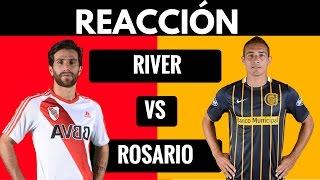 Reacción: River Plate vs Rosario Central 15/12/16 (4-3) Final Copa Argentina 2016