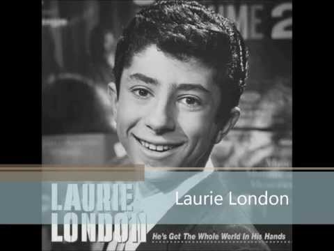 Laurie London - He's Got The Whole World In His Hands - 1958 - vinylrip
