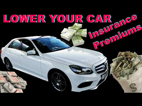 How To Lower Car Insurance For New Drivers