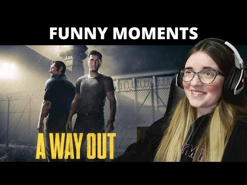 The Beginning of a Beautiful Friendship | A Way Out | Games I've Never Played Before |