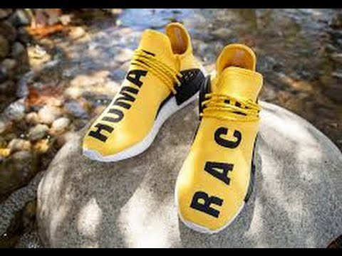 1504f3aef PW Human race NMD (HOW TO SPOT FAKES)(must watch) - YouTube