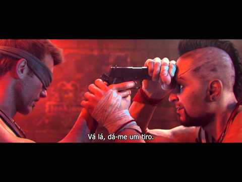 Far Cry 3 - Stranded Trailer [Portugal]